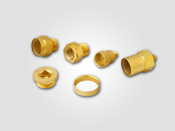 Brass Solenoid Parts