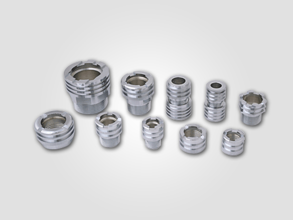 Male-Female Nickel Plated Inserts